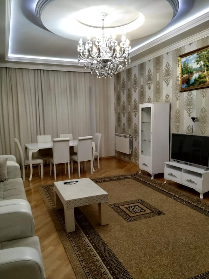 Apartment  in the Fountains square (Konsul 11) new