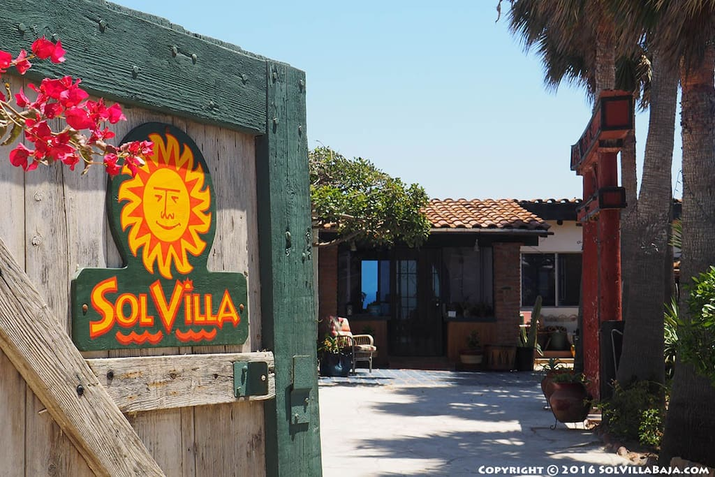 Welcome to Sol Villa!