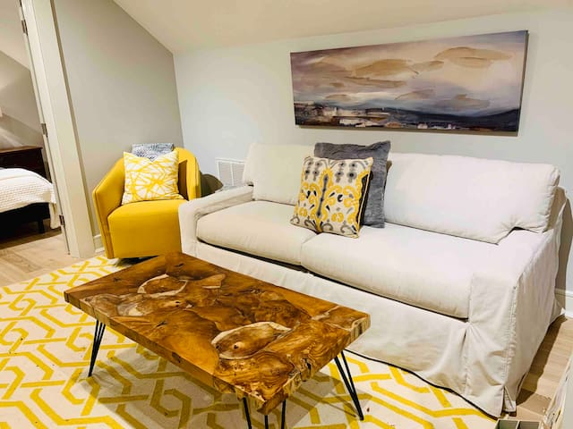 Newly 2019 Renovated & Reopened Carriage Apartment