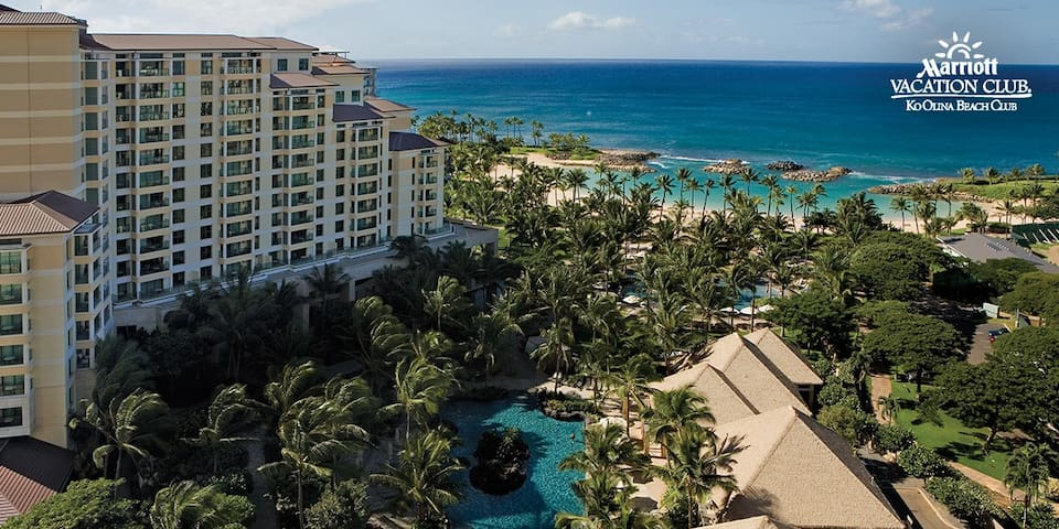 Marriott Ko Olina Beach Club 1BR - Kapolei - Kondominium