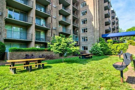 Full 1BR Apt. Walk to UNC/downtown!