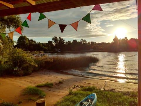 Casa Espectacular Vista y Playa. Kayak y ping pong