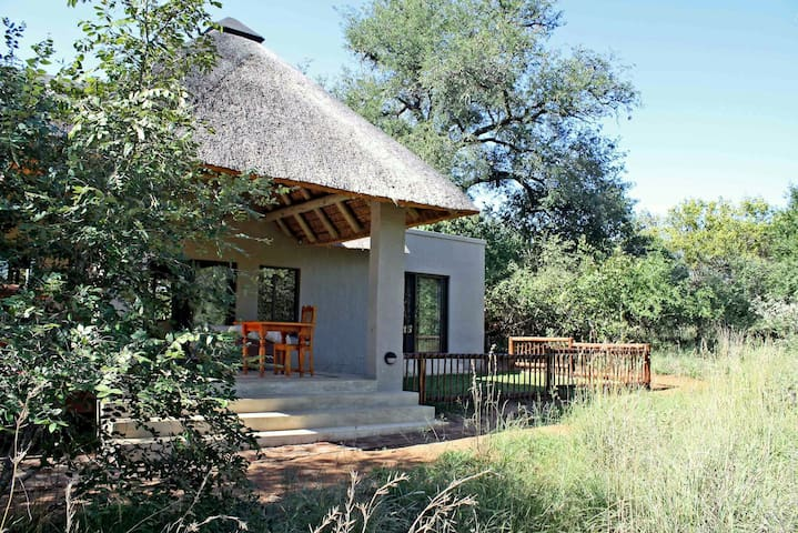 Private en suite room in Wildlife Estate - Mopani - Casa