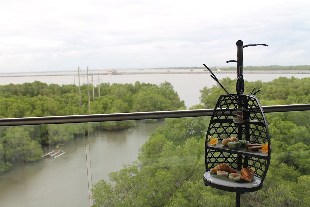 Afternoon Tea at your private balcony