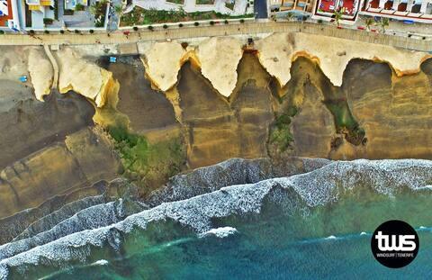 Apartamento playa medano