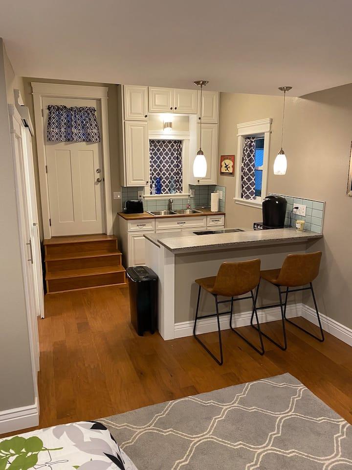 Cute, Cozy, and Clean Studio