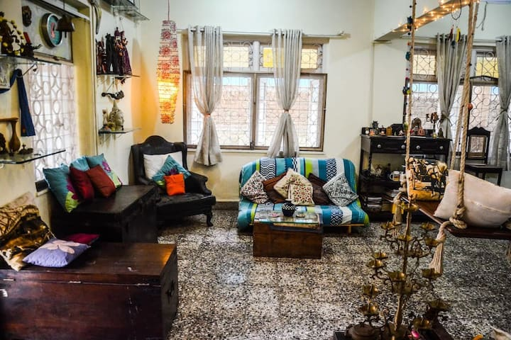 1BHK Fully Furnished Budget Apartment - Mumbai - Apartment