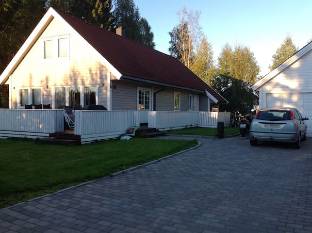 House near the nature in Askim,45 min to Oslo - Askim - Hus