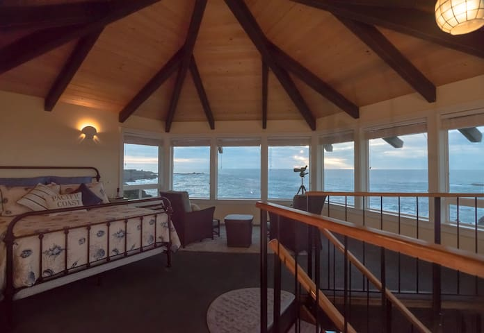 The Cliff House at Otter Point - Mendocino - House