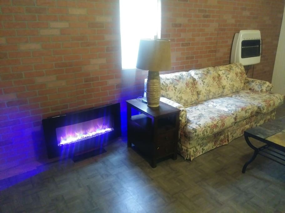 Living / Sitting Area