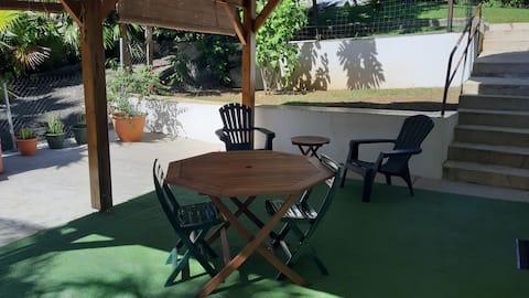 Für mich geeignet - Apartment 1 mit Terrasse