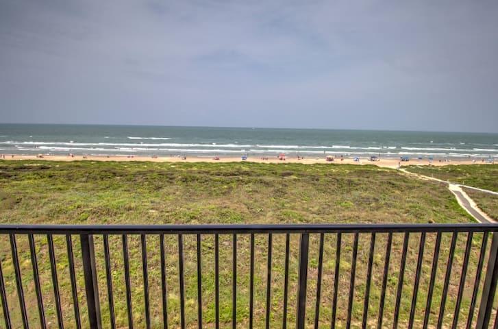 Beach Front 2 Bd/2 Ba Condo