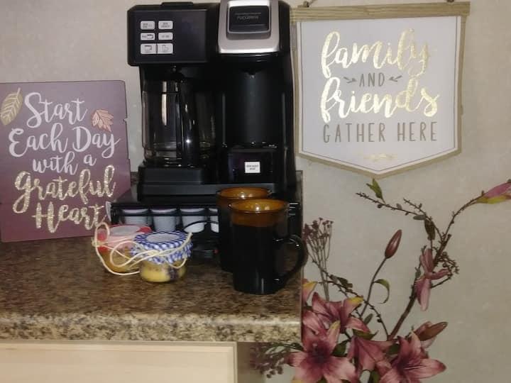 Connie's Coffee Cake Inn