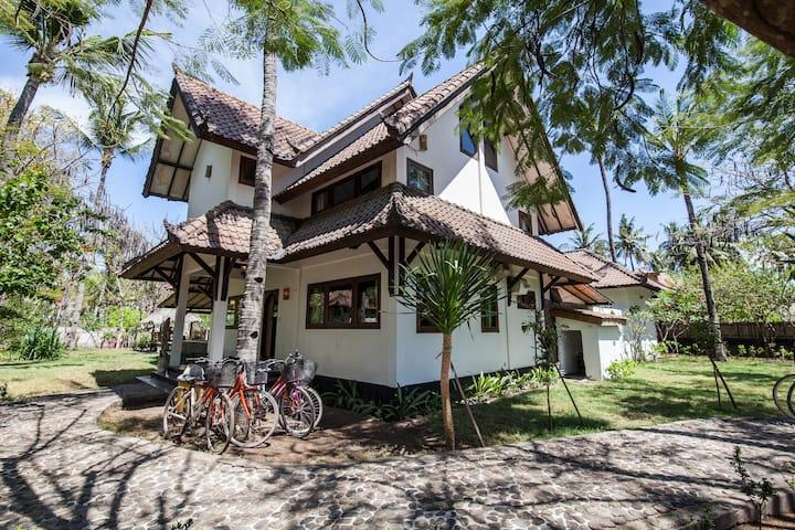3 Bedroom House Gili Trawangan 'Rumah Marcus'