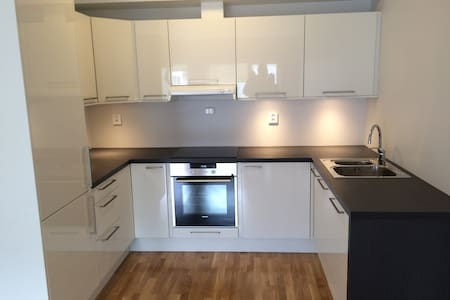 Cosy apartment 15minutes from city and airport - Bergen - Huoneisto
