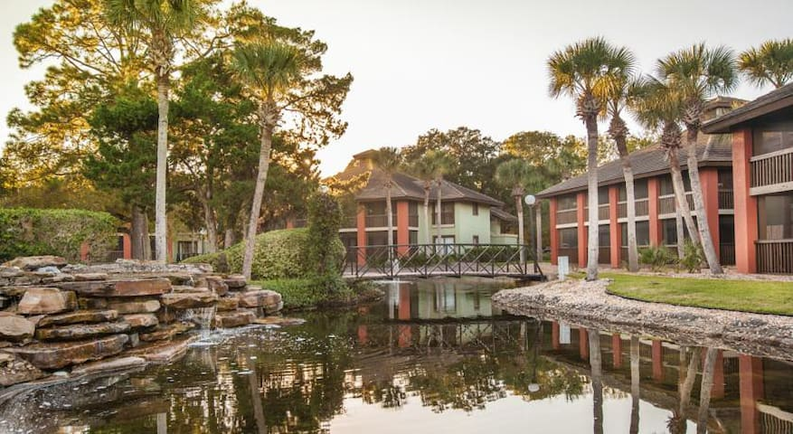Legacy Vacation Club Palm Coast 2BR