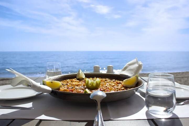 Apartamento con todos los servicios cerca del mar - El Vendrell - อพาร์ทเมนท์