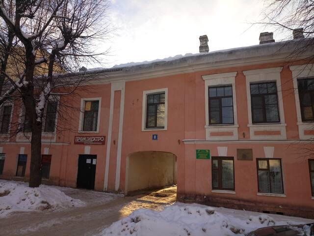 "Apartments ""Nikolskaya 8-1"""