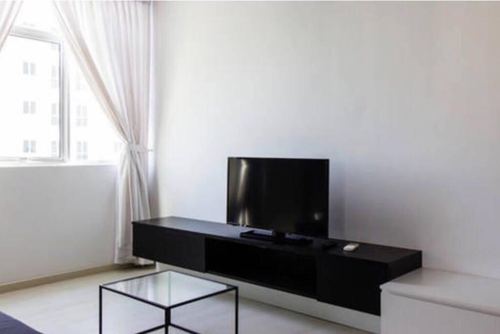 Brand new TV