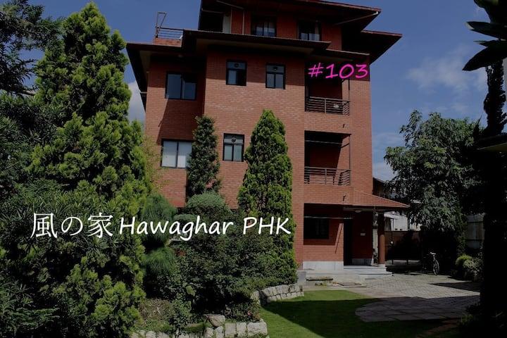 Hawaghar PHK 風の家(KAZENO-IE) #103