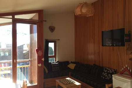 Sunny and Cosy Apartment in Arc 2000- 50 m2 - Bourg-Saint-Maurice
