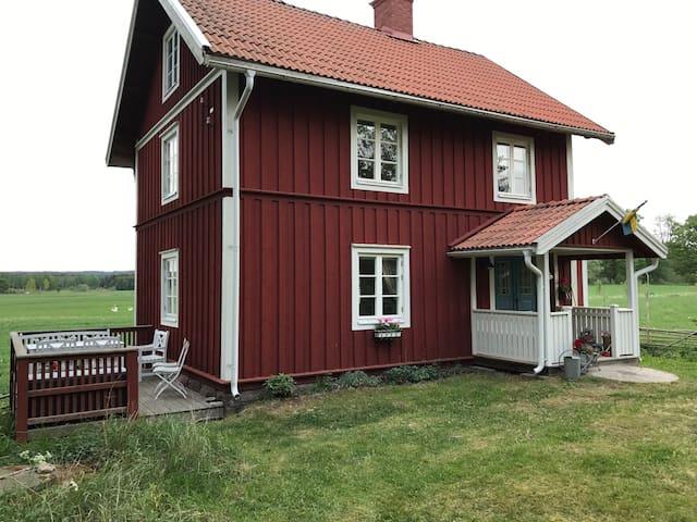 Naturboende i lantlig idyll 15 min från Vimmerby