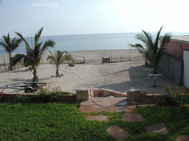 Casitas del Mar -  beachfront - Los Barriles - Flat