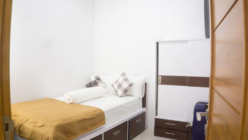 bedroom in the first floor