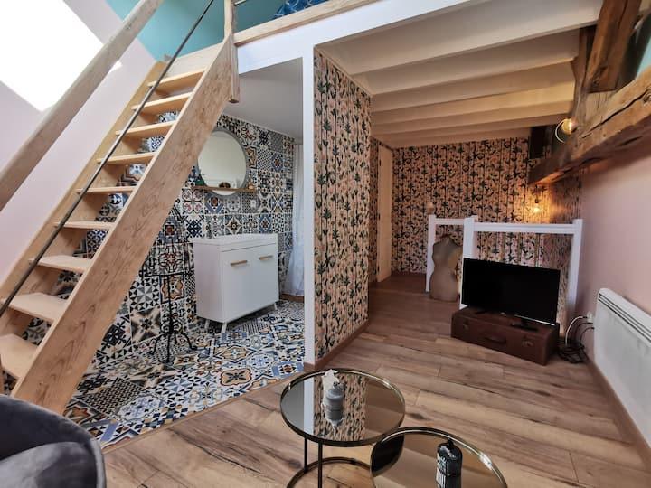 Petite Maison Cosy proche Dijon