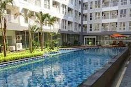 Studio Apartment close to Soekarno-Hatta Airport - Neglasari - Pis