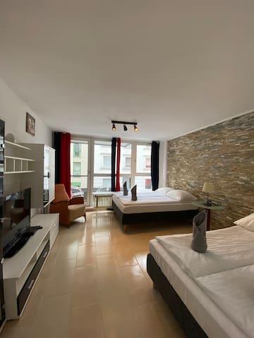 Kölner Ringe Zentral Wohnung 2 ***Näher HBF***