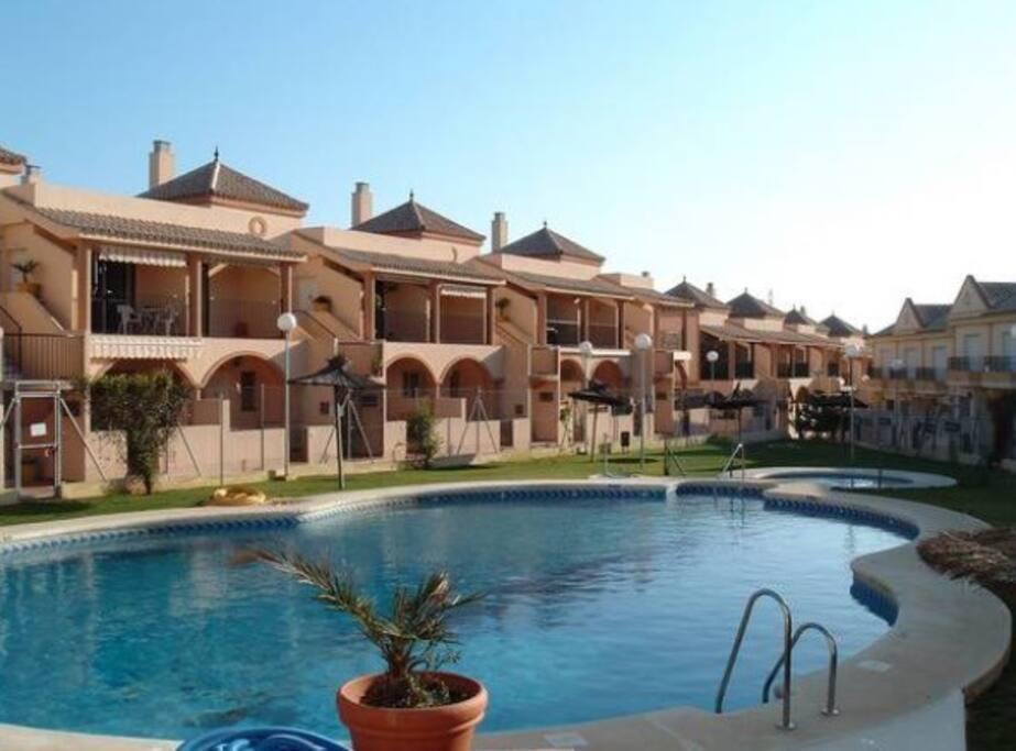 Precioso apartamento apartamentos en alquiler en chiclana de la frontera andaluc a espa a - Apartamentos chiclana ...