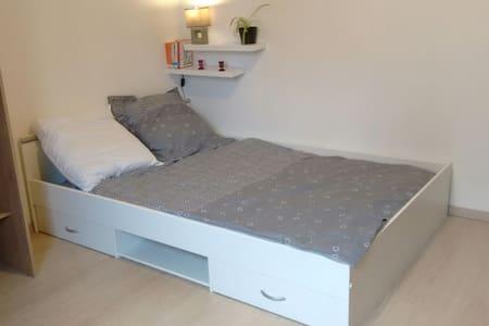 Chambre meublée et équipée de 13m2 - Valence - Appartement