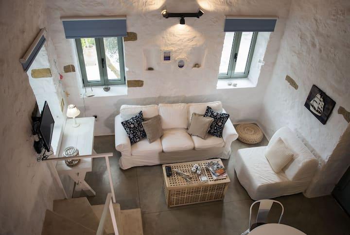 Afentiko Pigadi - Villa with Garden View