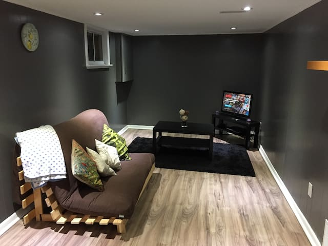Cozy Apartment in Greektown, 8 mins from Subway