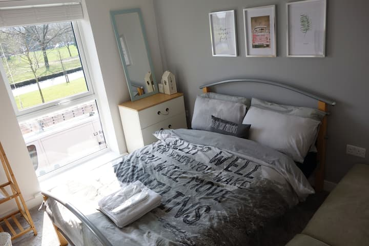 Brand new spacious room in City Centre Manchester