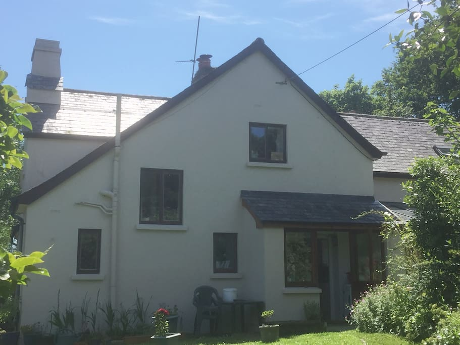 Our home Gardeners Cottage