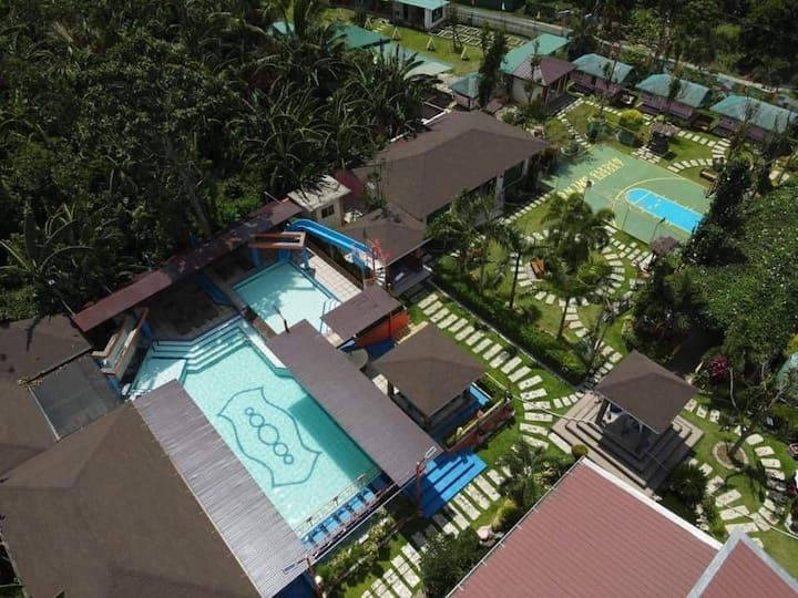 RMJMS GARDEN RESORT (Private and NEW RESORT)