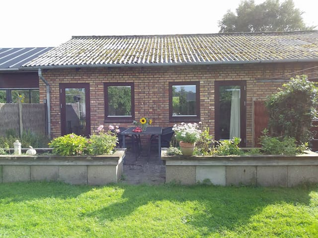 Cozy guesthouse in Ribe