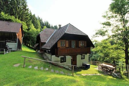 Spacious Chalet with Sauna near Ski Area in Wolfsberg