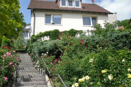 Ferienwohnung Steigerwaldblick