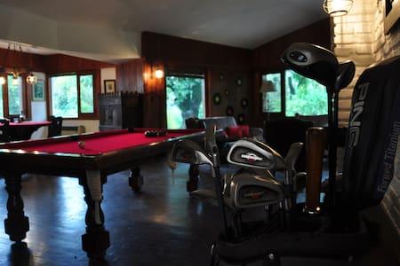 Casona a 1 cuadra del Cba Golf Club Villa Allende - Villa Allende - House