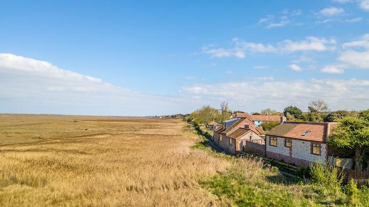 Marsh Retreat