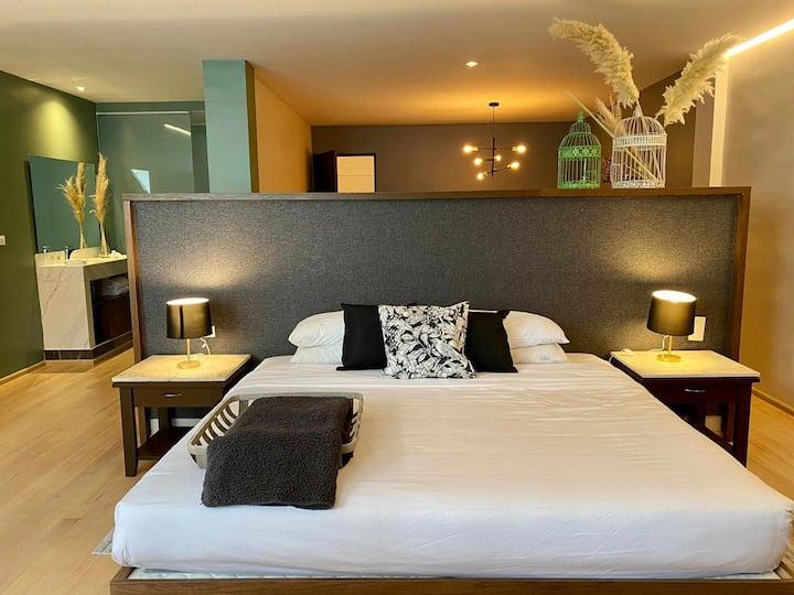 Cozy Stylish Suite in Polanco 115