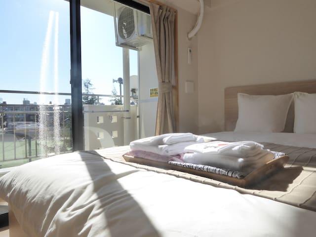 ◆Free WIFI◆新宿から3分!! リノベマンション #502