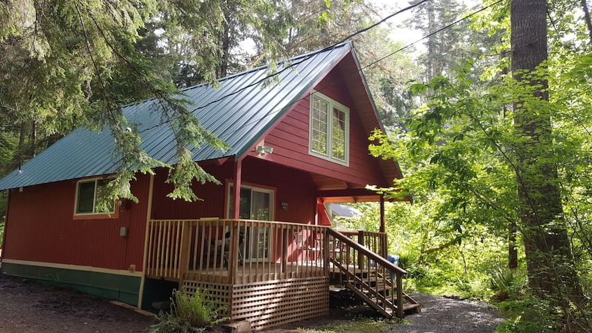 Sweet Willa's Cabin by Mt Rainier