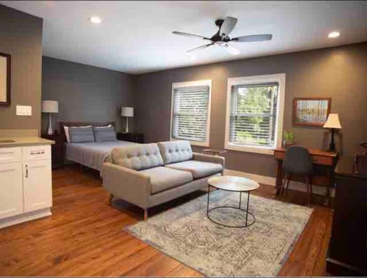 Tranquil Buckhead Studio close to Lenox Shopping