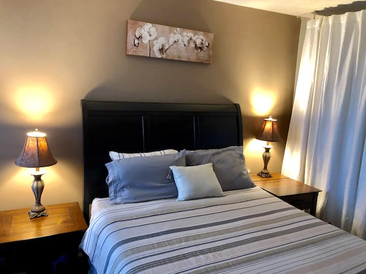 1 Bedroom (Queen bed) available in shared Condo