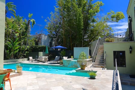 Large, quiet suite in Guest House - Los Angeles - Villa - 1