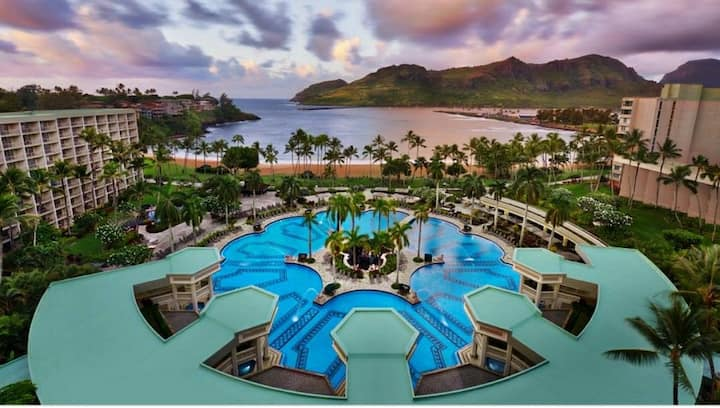 Marriott Kauai Beach Club One Bedroom Villa